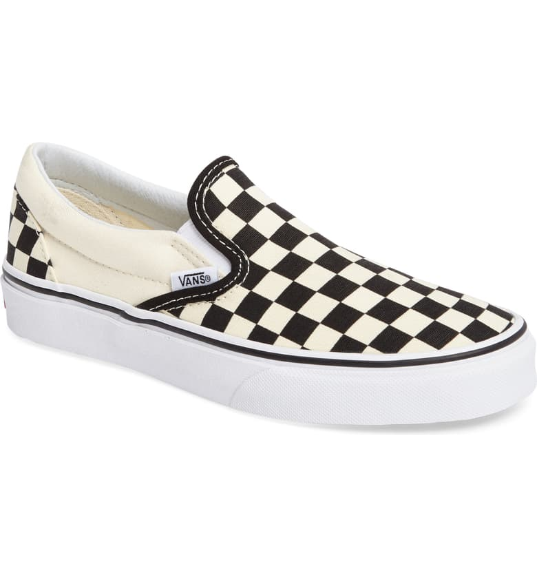 we can't live without these  checkered vans ! p.s. they're under $50!