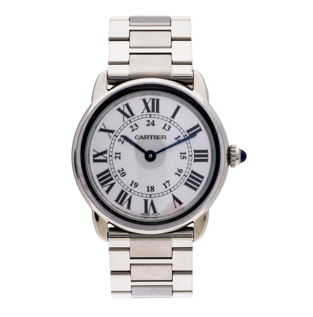 this  cartier watch  is timeless!