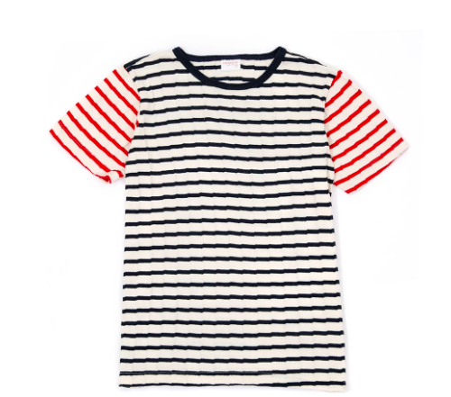 you know we're absolutely smitten for  stripes !