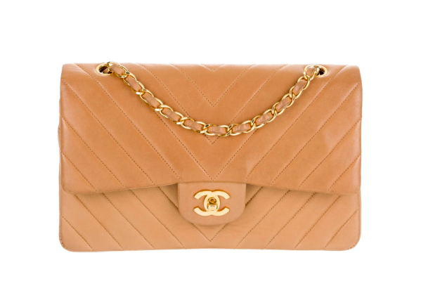 you know we can't resist a  vintage chanel !