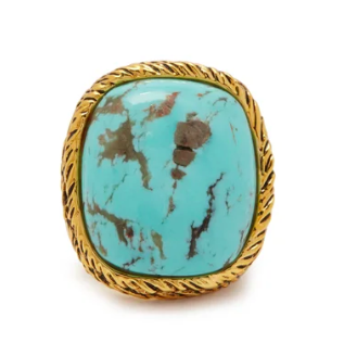snap up this  tortoise ring  for 40% off!