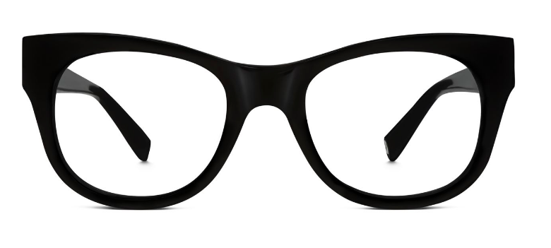 we just received these  glasses  and absolutely adore the style!