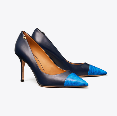 blue + black  is the new blue + white! just $149!