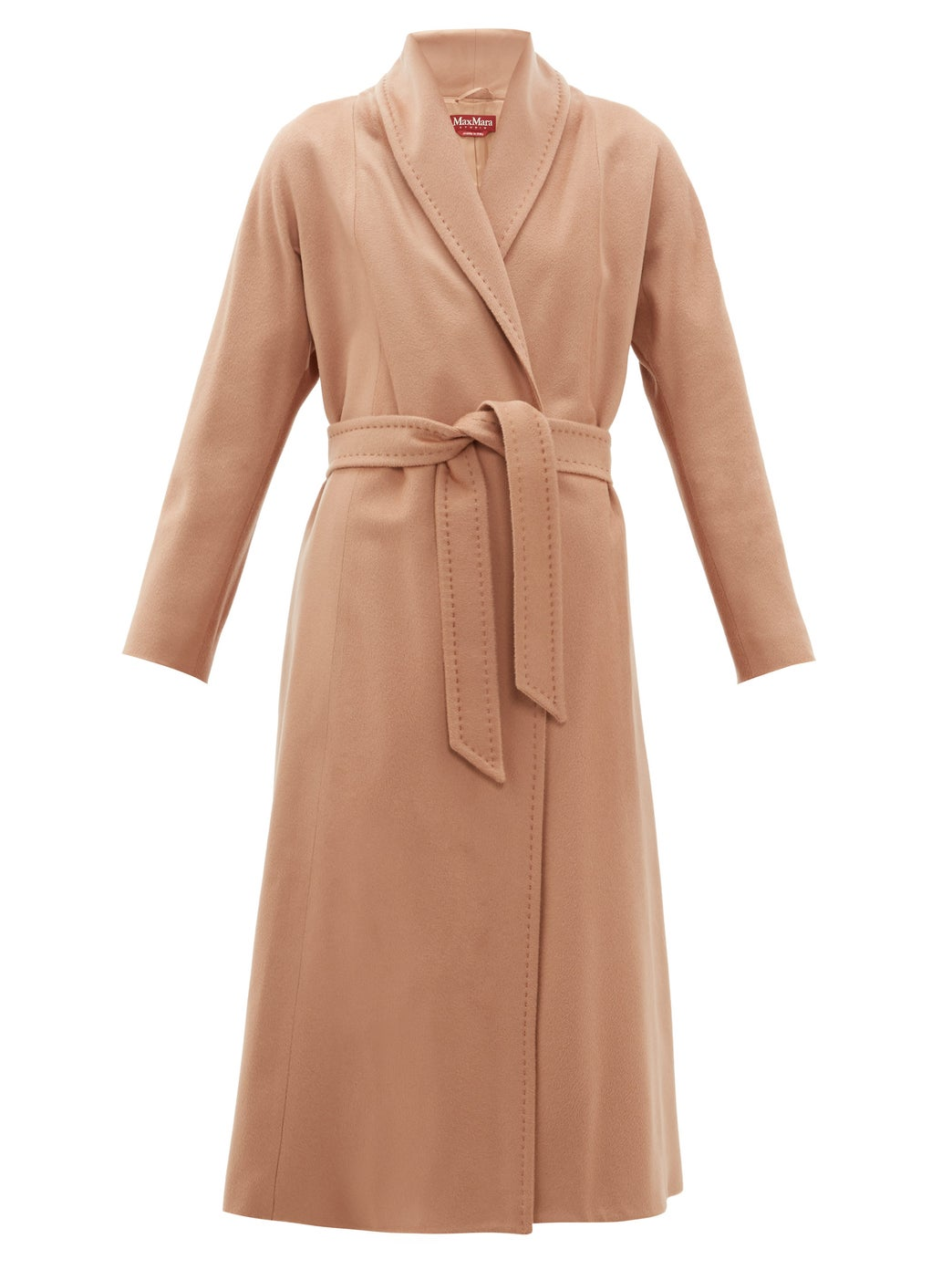 this  splurge-worthy camel coat  is the perfect investment piece!