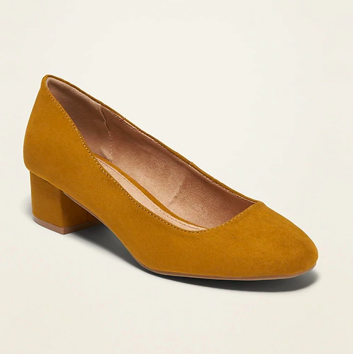 fall trend alert:  suede mules ! snap these up for just $39.99!
