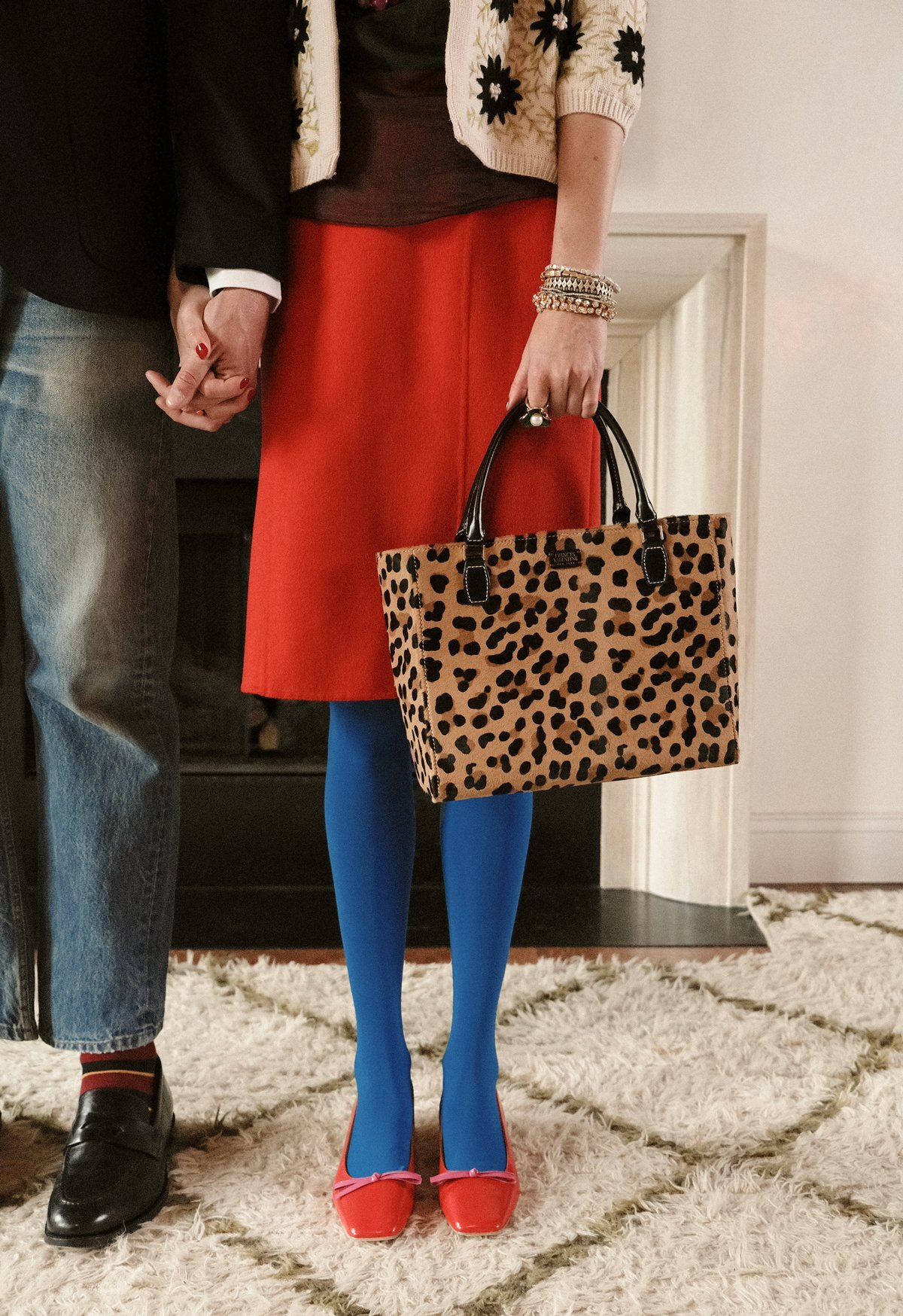 leopard print  everything, please!
