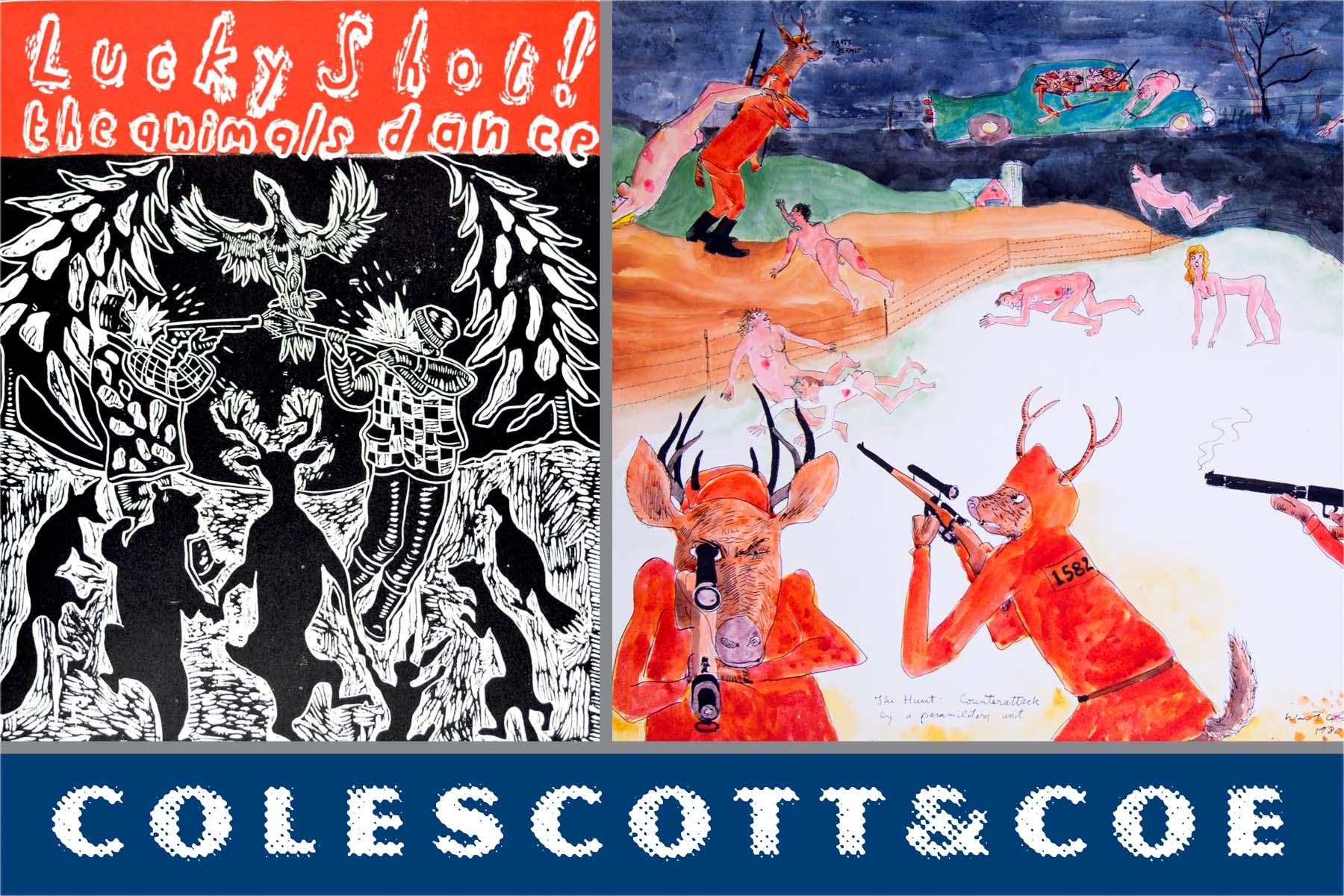 All This Is True: Sue Coe and Warrington Colescott