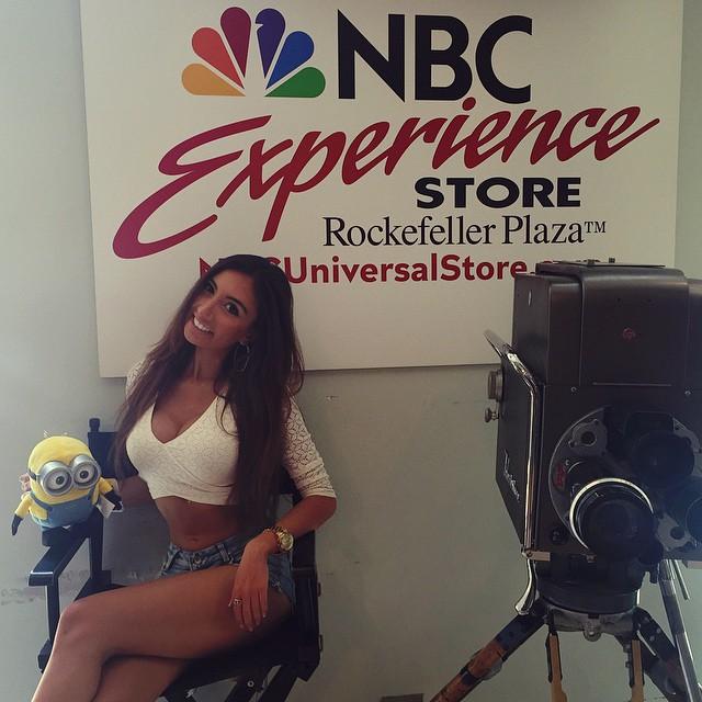 NBC store Ulia Ali Minions
