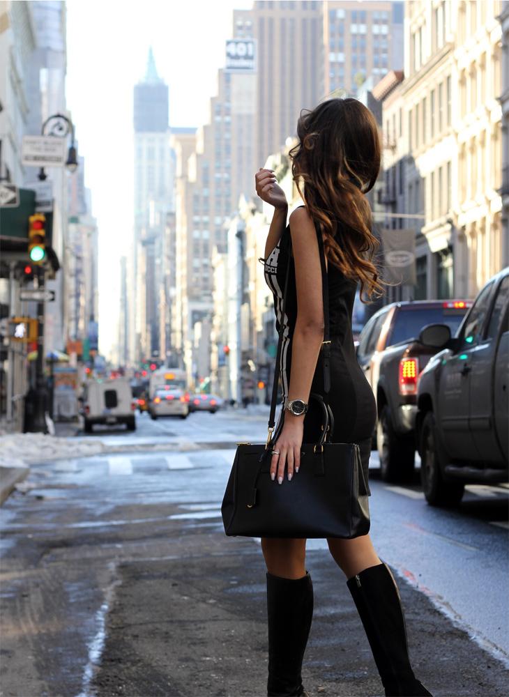 New York City blogger Ulia Ali from pastiche.today Blog