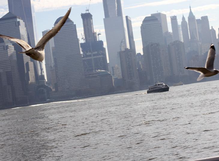 Hudson River New Jersey