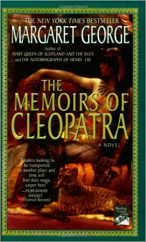 Best fiction about Cleopatra