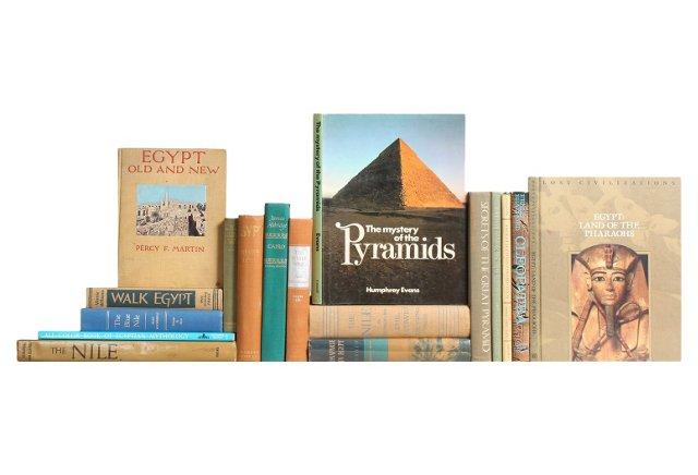 Egypt books set