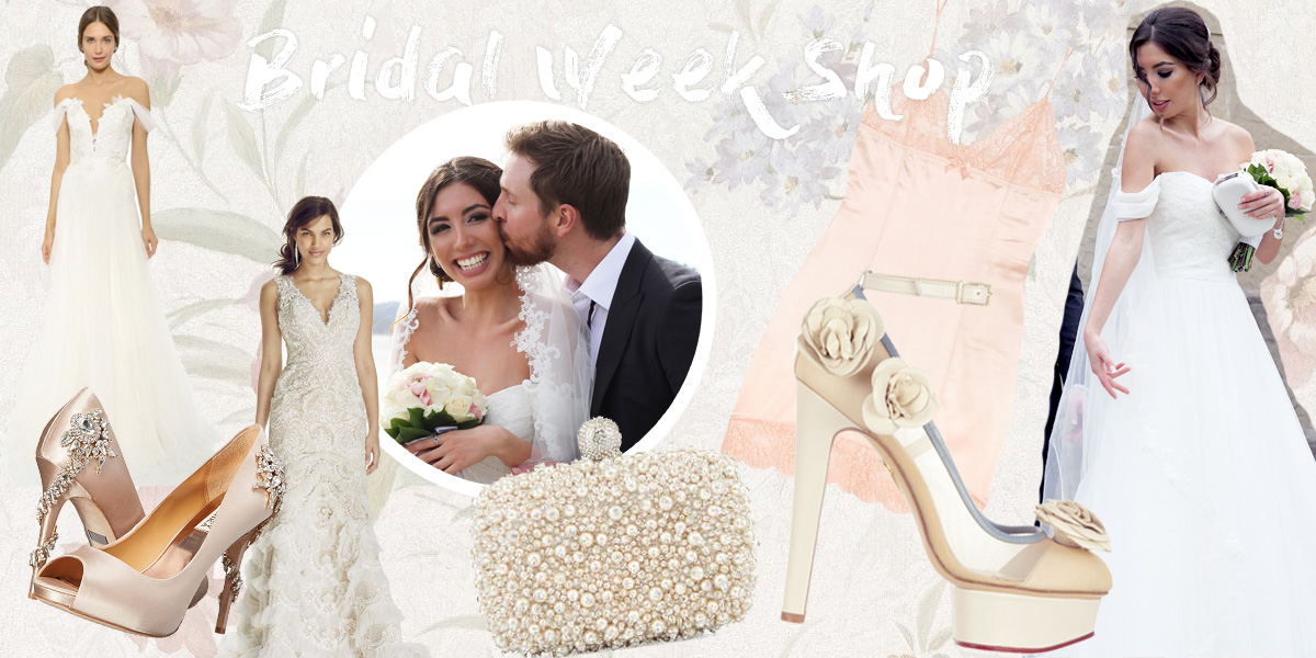 Bridal Week Curated Shop by Ulia Ali