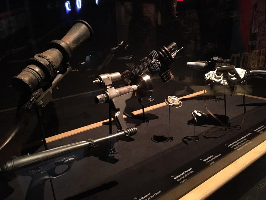 Star wars guns