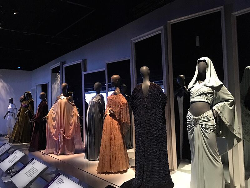 Padme Amidala's wardrobe,hStar Wars costumes