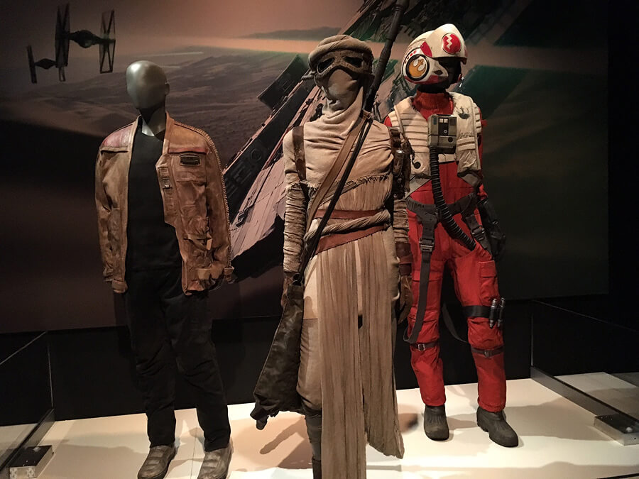 The Force Awakens costumes