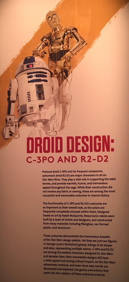 Droid Design Star Wars
