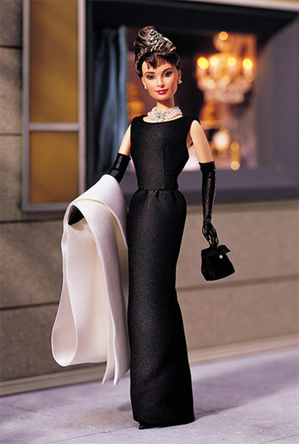 Barbie  has never looked SO good. This doll is on my Wish List!