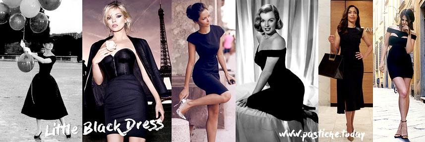 Le Petite Robe noir. Little Black Dress. Маленькое черное платье. ВечныйСтиль