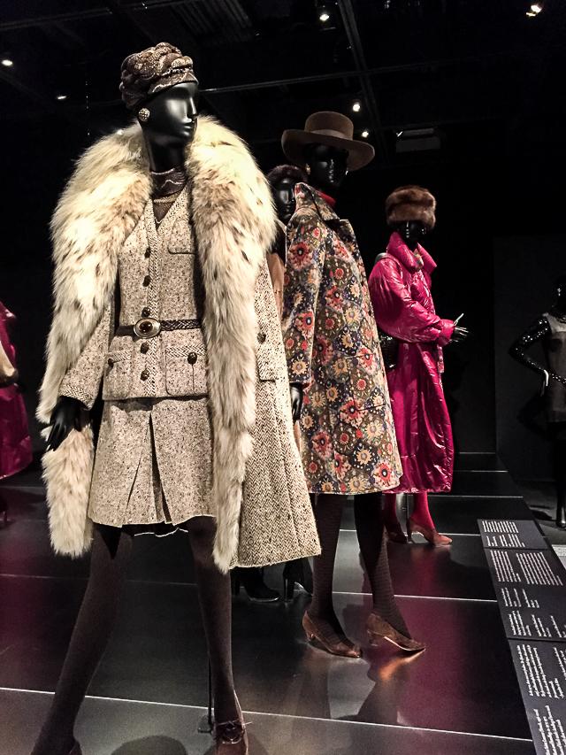 De Ribes fashion sense, parisian chic