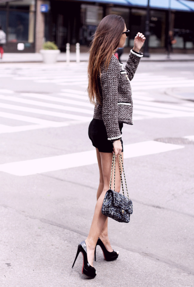 Nyc street fashion - Ulia Ali blogger from pastiche.today blog