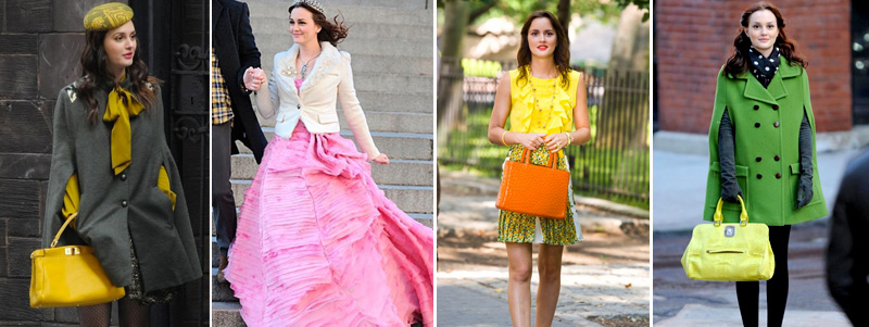 Blair from Gossip Girl Style looks