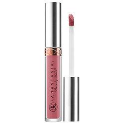 dusty rose lipstick