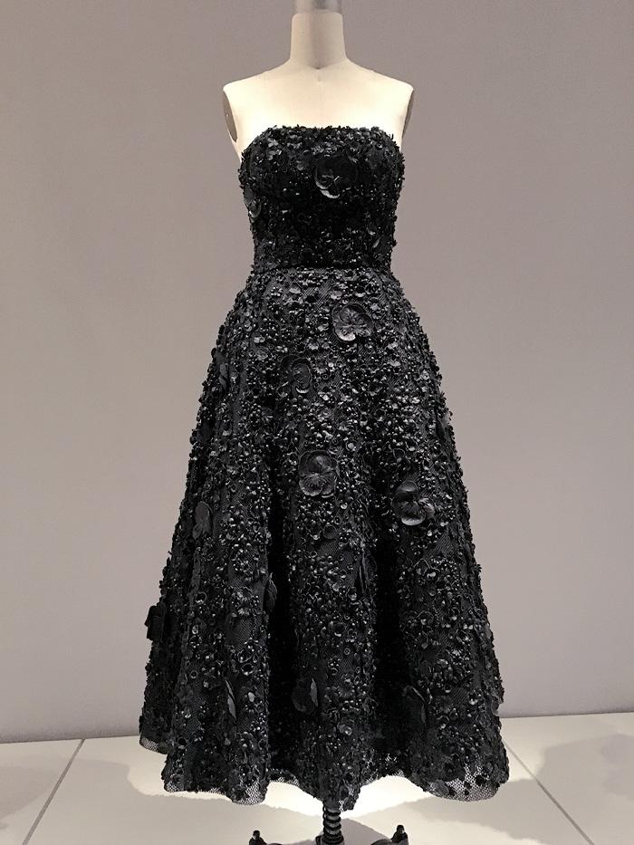 Manus X Machina. Black dress