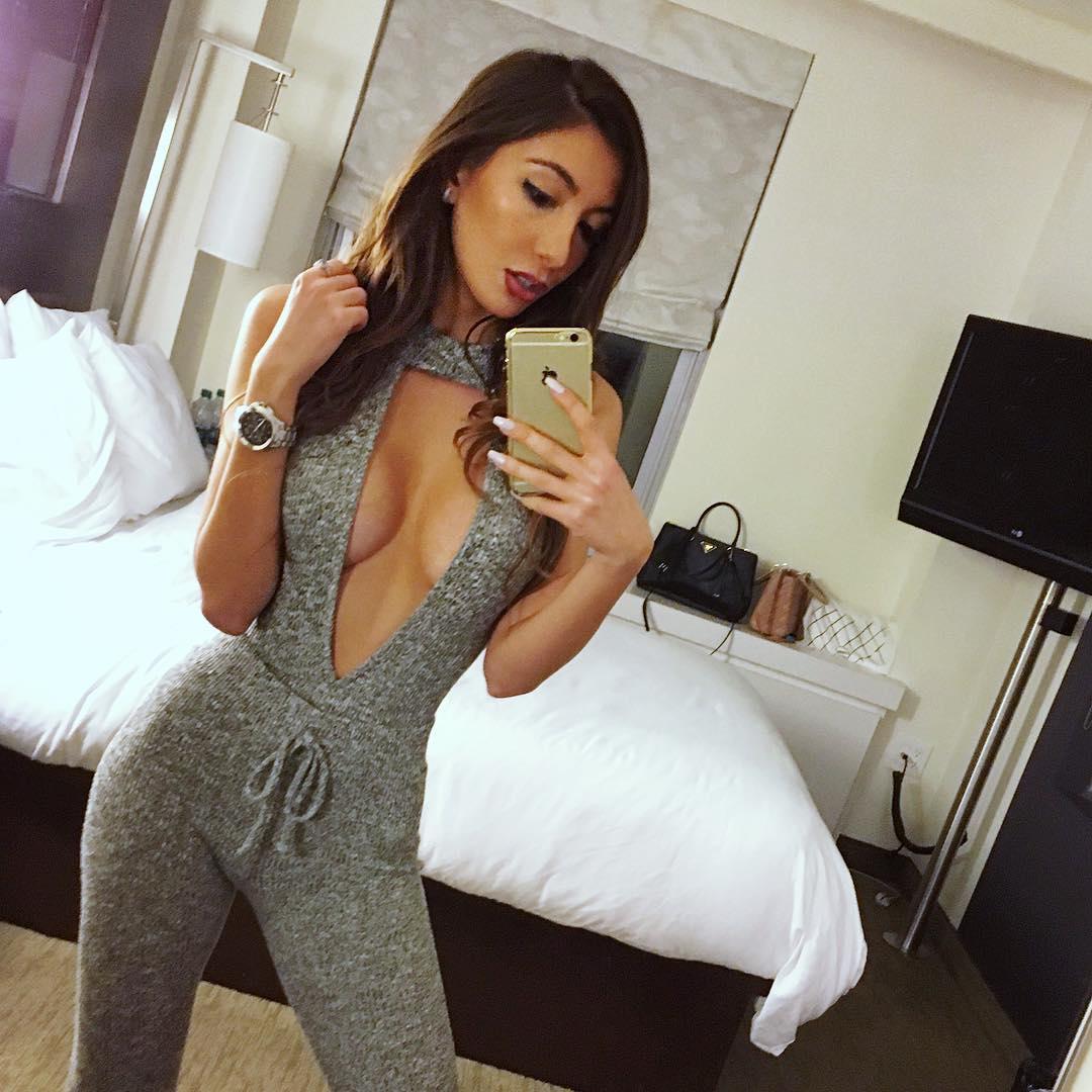 Sexy hot homewear. Ulia Ali