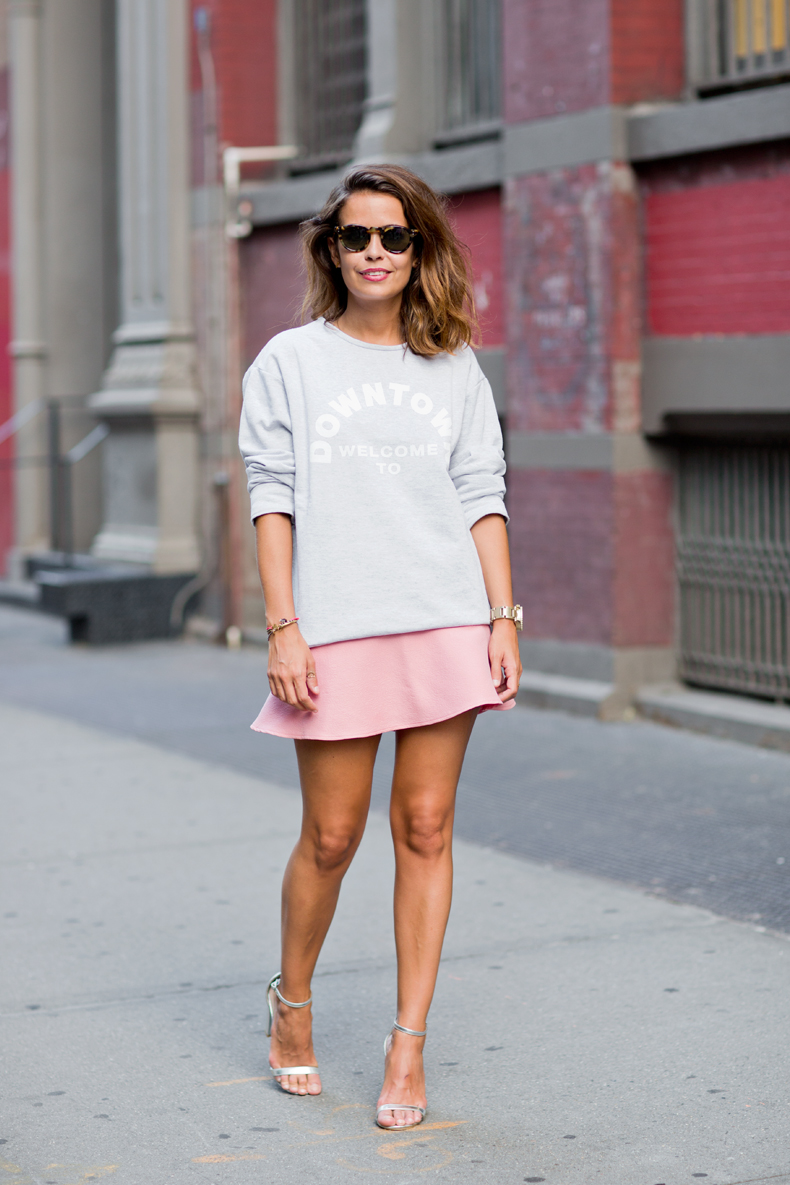 Looks of NYC bloggers