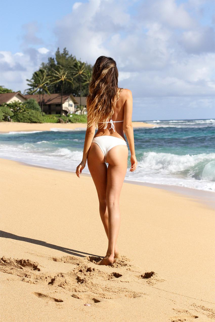 Kauai Beach in Hawaii.