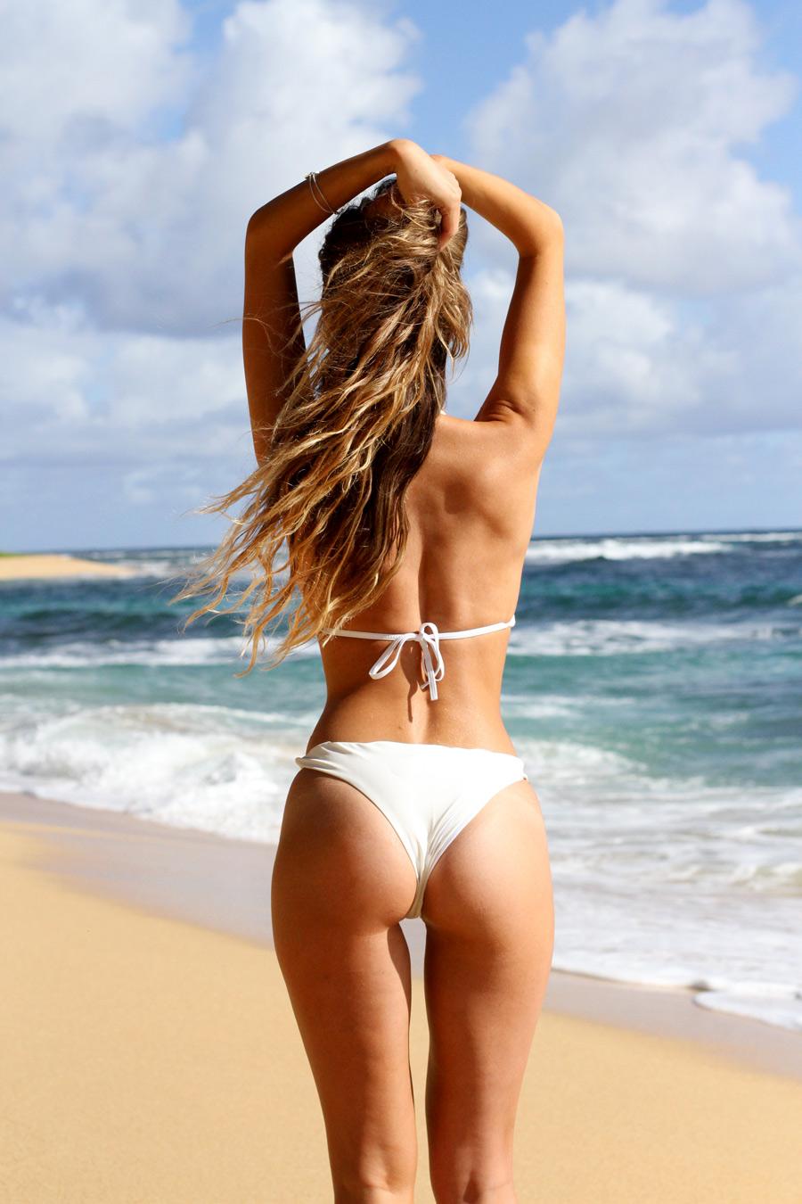 Beach in Kauai, Hawaii. Zaful review.