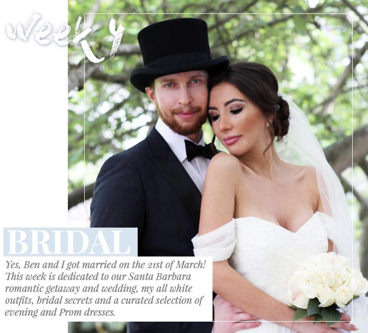 Week 4 - Bridal  | April 2016