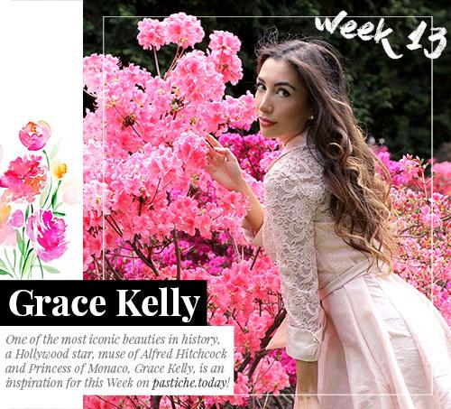 Week 13 - Grace Kelly  | June 2016