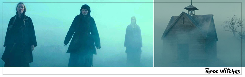 Three Witches Macbeth
