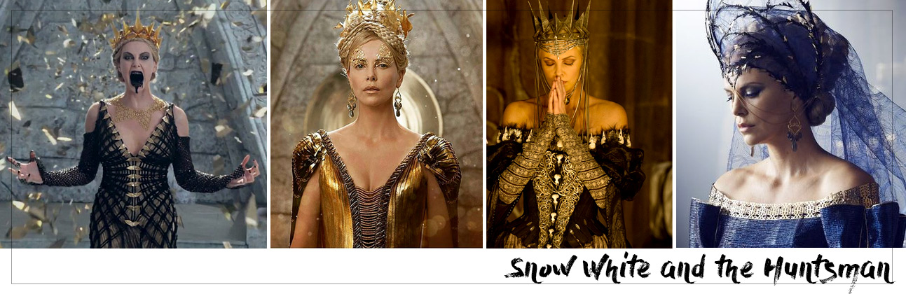 Best witches in film history. Queen Ravenna.