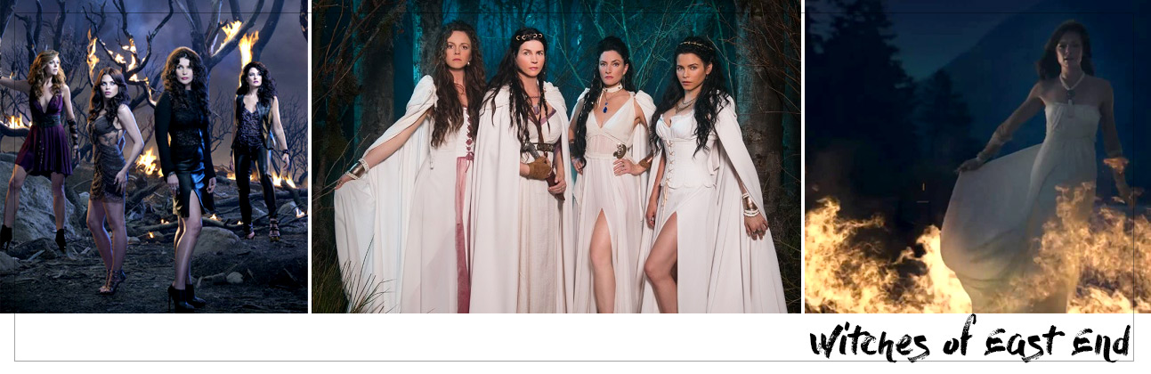 Witches of East End. TV series about witchcraft.