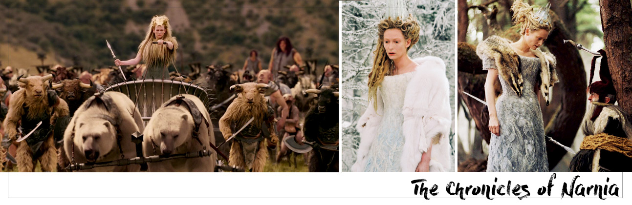 Witches in film and TV. Best evil ice queen.