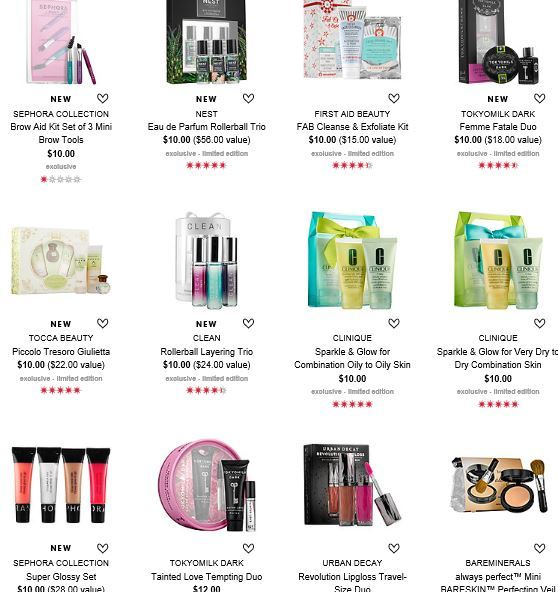 Sephora Black Friday Deals 2016 2017