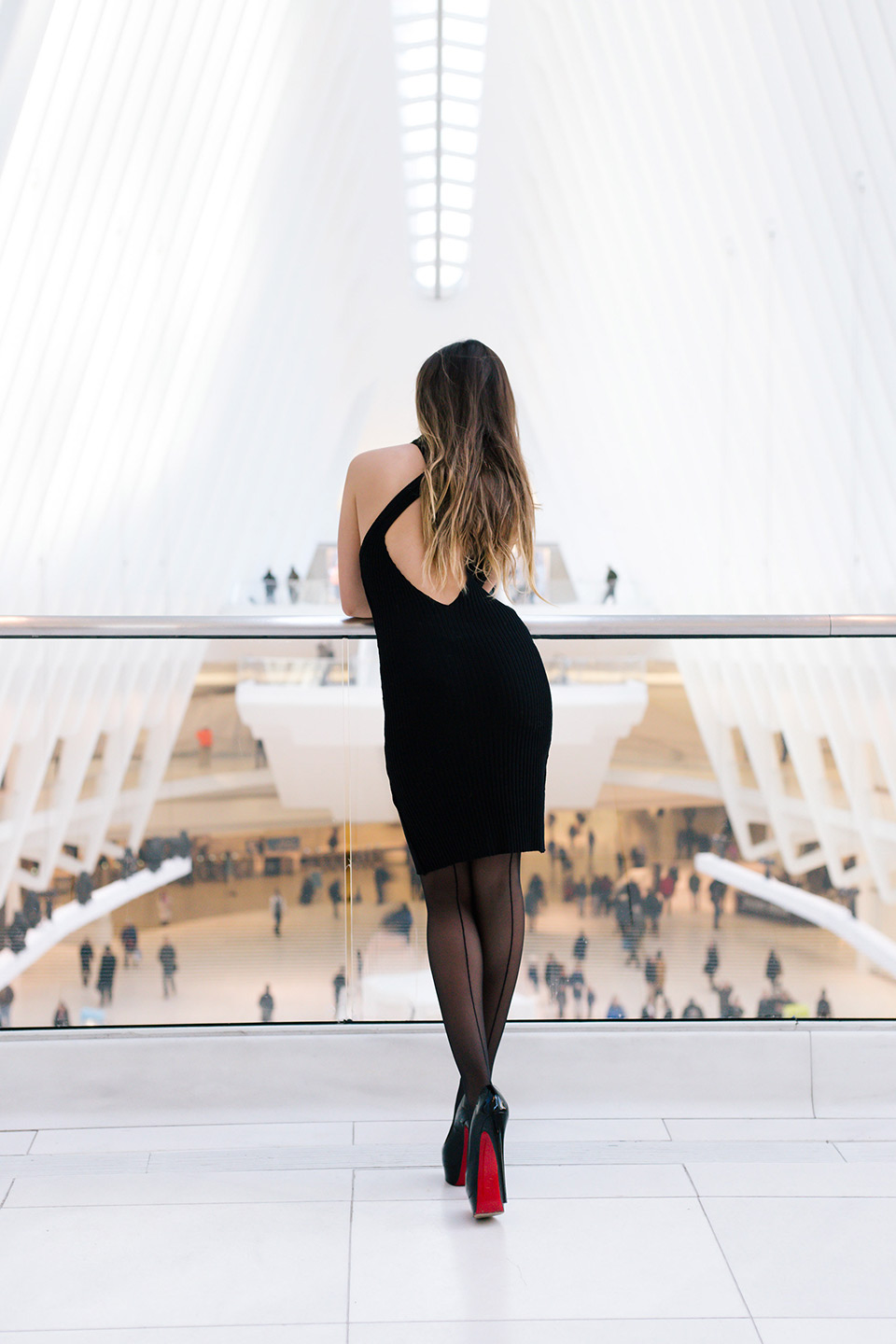 Oculus World Trade Centre by Calatrava. New York, Ulia Ali Pillmore.