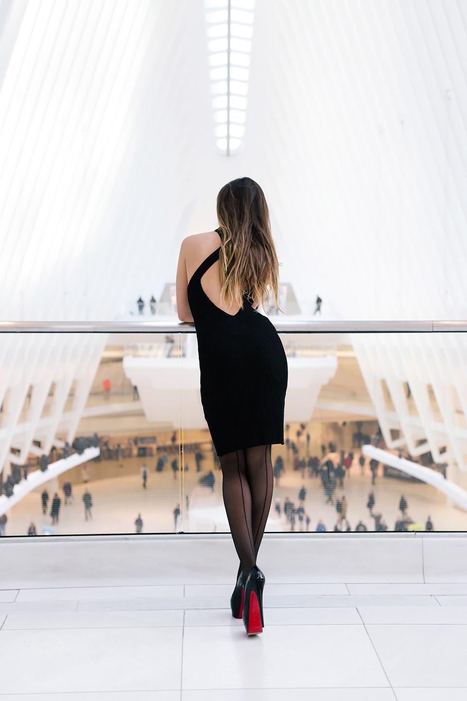Oculus World Trade Centre by Calatrava. New York, Ulia Ali Pillmore.