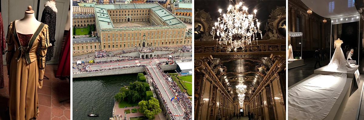 Kungliga slottet, the Royal Palace