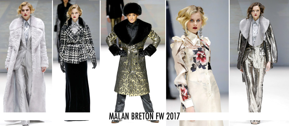 Malan Breton NYFW 2017. Best looks. Highlights