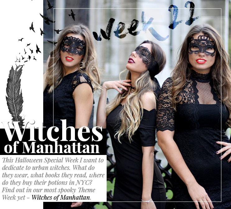 Week 22 - Witches of Manhattan | October 2016
