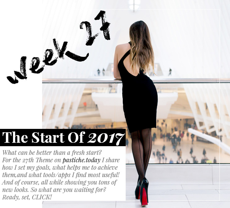 Week 27 - The Start of 2017  | January 2017