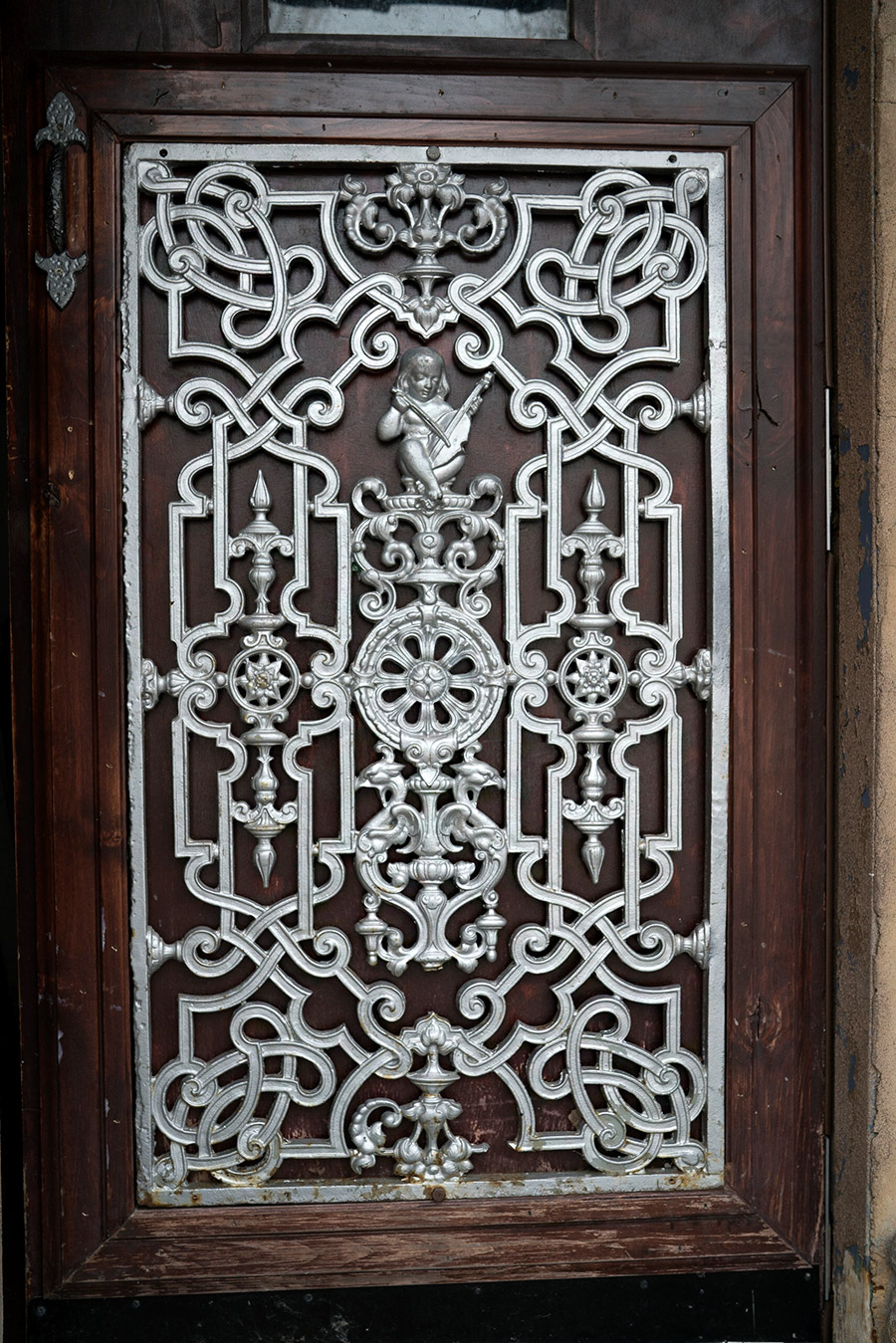 Gorgeous door