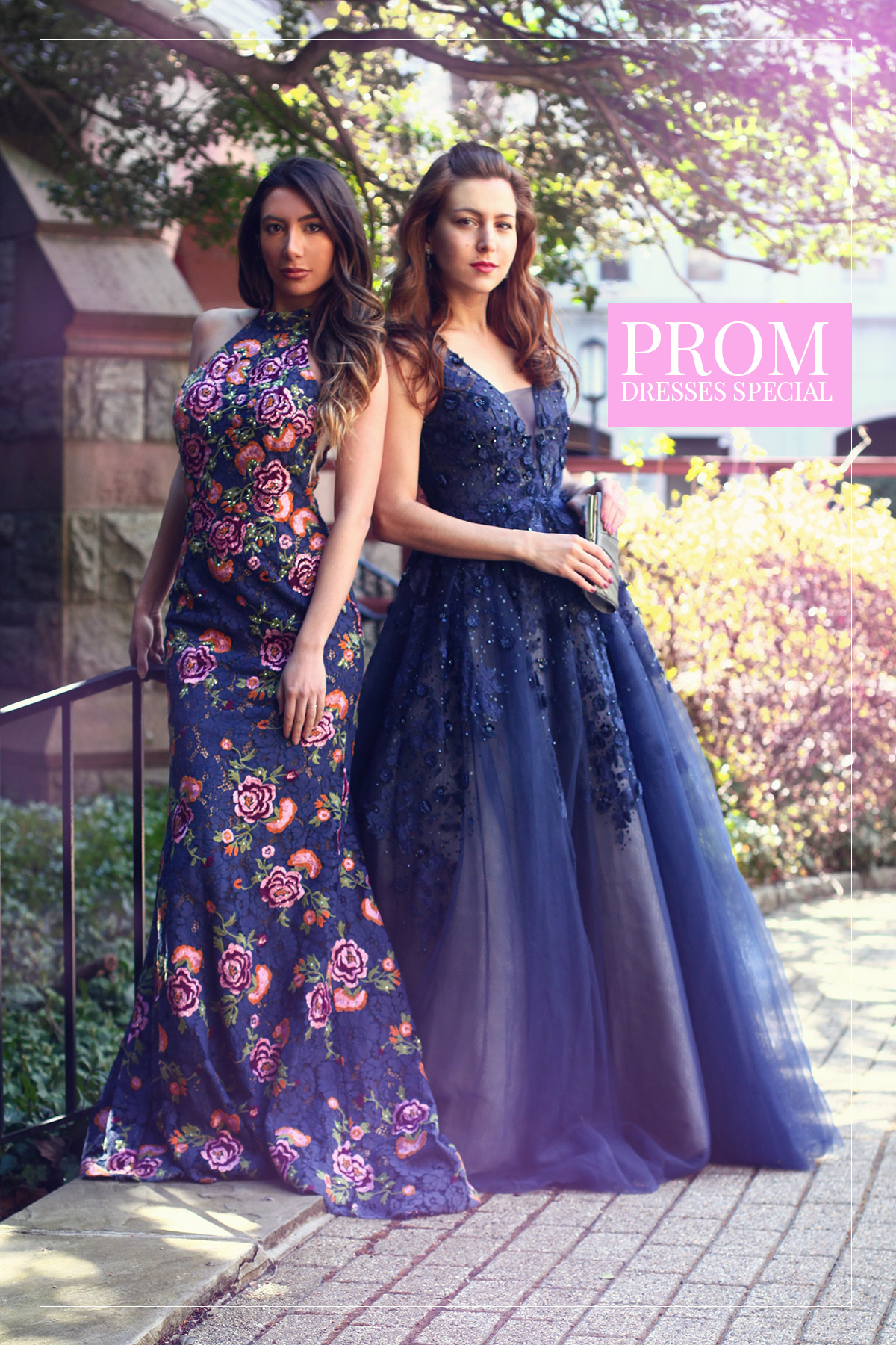 Ulia Ali prom dresses collaboration. Jovani and Basix Label
