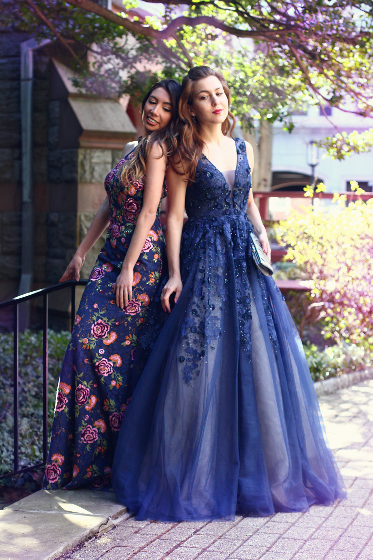 Russian bloggers in Connecticut, Prom dresses 2017.