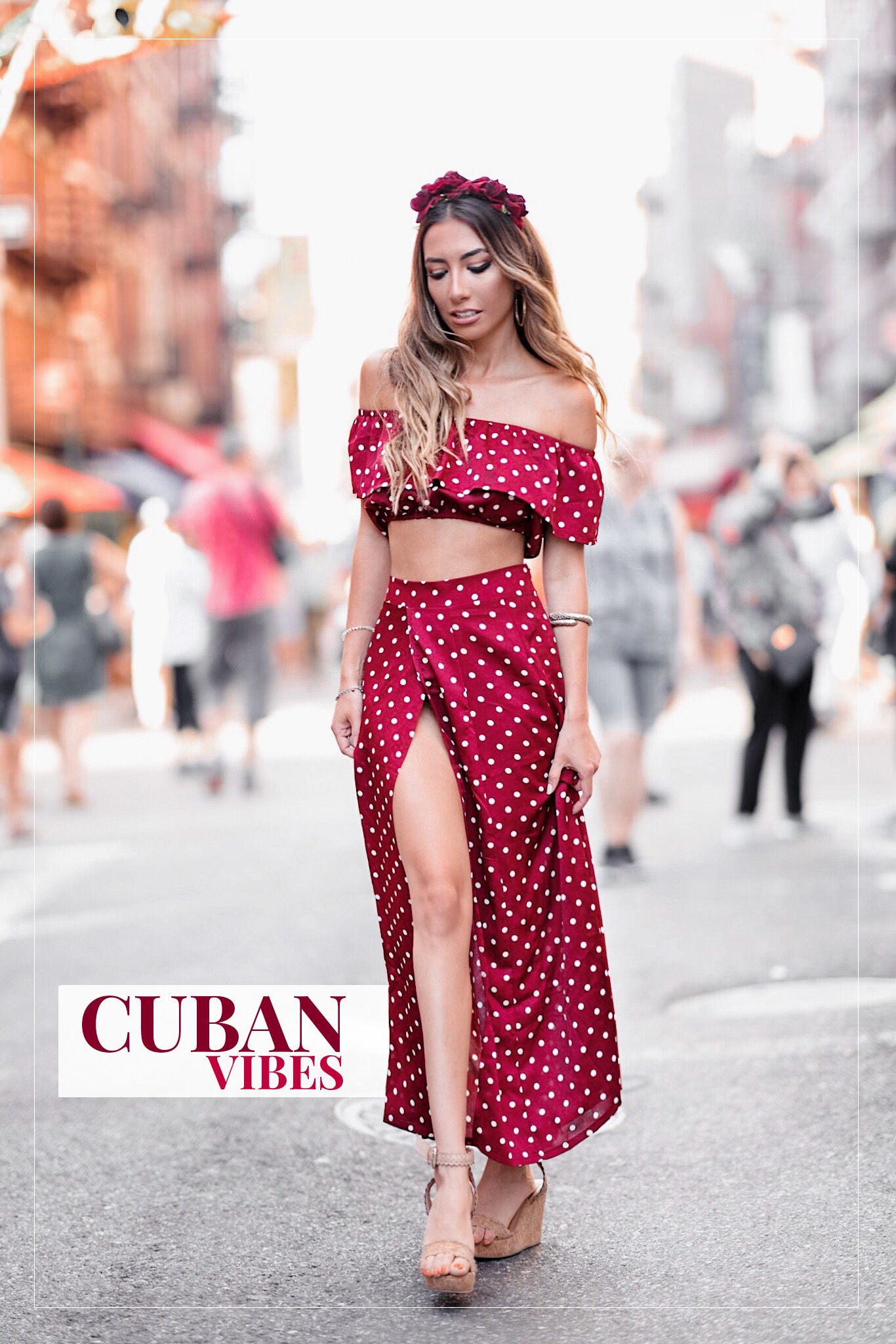 Cuba Vibes Outfit. What to wear in Cuba?