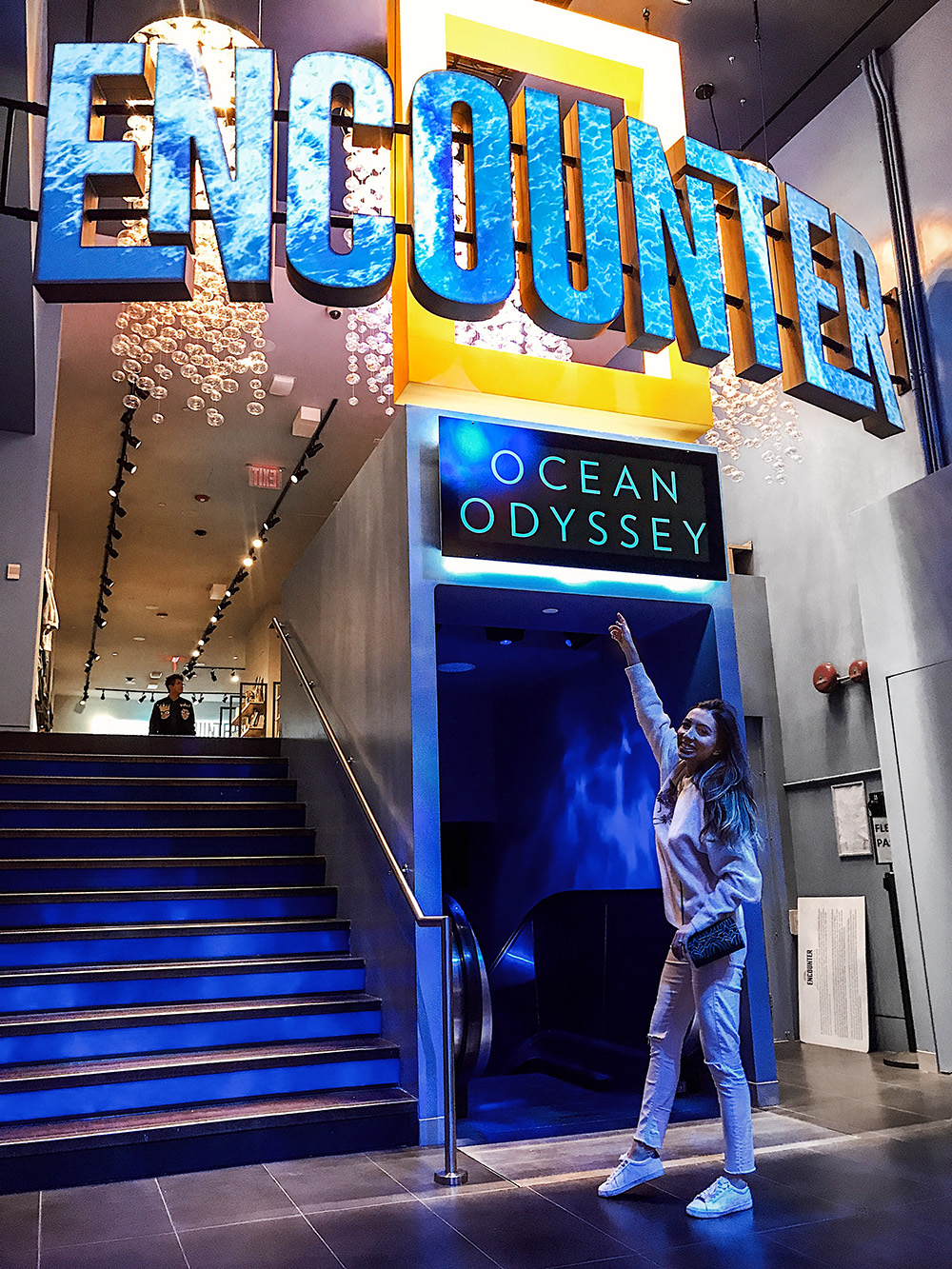 National Geographic Encounter: Ocean Odyssey review. By New York City Blogger Ulia Ali Pillmore.